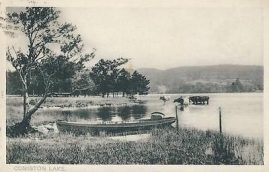Good condition. Some marks on front. Vintage postcard with scuffs & small bumps to corners. See photo. Contact us for more information if needed.