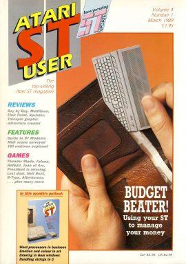 1989 vintage computer magazine in good used condition. Please read full description. . Ef034