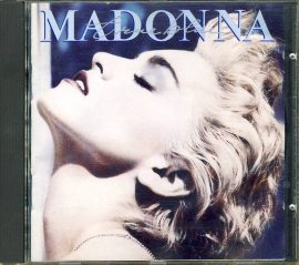 MADONNA True Blue pre-owned CD in Good Condition refS4
