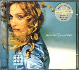 MADONNA ray of light CD pre-owned refS4