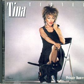 TINA TURNER Private Dancer CD pre-owned refS4