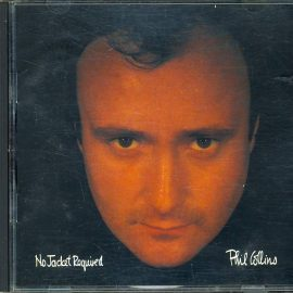 PHIL COLLINS No Jacket Required CD pre-owned refS4