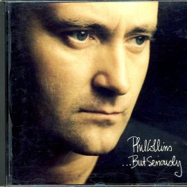 PHIL COLLINS ... But Seriously CD pre-owned refS4