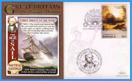 1995-10-30 Christmas Robins FDC Bureau fdi with insert card refA12