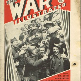 The War Illustrated May 24th 1940 newspaper Vol.2 No.38 history projects