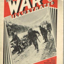 The War Illustrated May 10th 1940 newspaper Vol.2 No.36 history projects