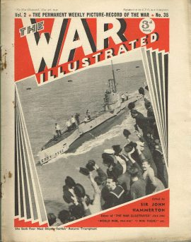 The War Illustrated May 3rd 1940 newspaper Vol.2 No.35 history projects