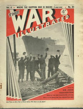 The War Illustrated April 10th newspaper Vol.4 No.84 history teaching research projects materials Ref This is a pre-owned product in good condition for age. Ideal for projects and research Please see full description and photo.