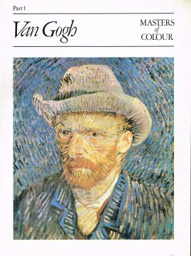 Masters Of Colour Part 1 VAN GOGH 1984 Eaglemoss Publication Good condition for a vintage magazine. Please see photo and read full description.