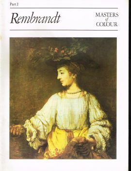 Masters Of Colour Part 2 REMBRANDT 1984 Eaglemoss Publication Good condition for a vintage magazine. Marks on cover. Clean inside. Please see photo and read full description.