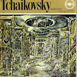 """The Great Musicians TCHAIKOVSKY (part five) 10"""" LP & Magazine Fabrri & Partners ref79 Very Good Condition. Each LP is 10"""" and 33rpm Details of record enclosed shown on front cover. Please see photo and full description."""