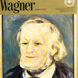 """The Great Musicians WAGNER (part one) 10"""" LP & Magazine Fabrri & Partners ref80 Very Good Condition. Each LP is 10"""" and 33rpm Details of record enclosed shown on front cover. Please see photo and full description."""