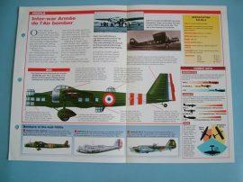 Aircraft of the World VINTAGE VETERAN Card 57 Bloch 200 medium bomber