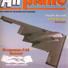Airplane Magazine part 1 Grumman F-14 Tomcat