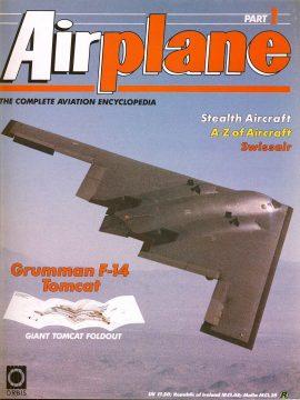 Airplane Magazine part 1 Grumman F-14 Tomcat