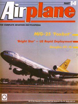 Airplane Magazine part 14 MiG-25 Foxbat