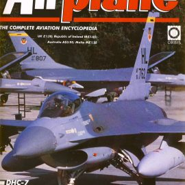 Airplane Magazine part 16 F-16 Fighting Falcon