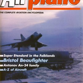 Airplane Magazine part 18 Bristol Beaufighter