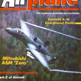Airplane Magazine part 22 Mitsubishi A6M Zero