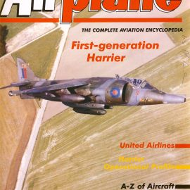Airplane Magazine part 23 First-generation Harrier