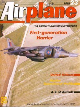 Airplane Magazine part 23 First-generation Harrier