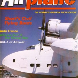 Airplane Magazine part 25 Short's Civil Flying Boats ORBIS Condition: Very good. Writing on cover. Please see large photo for more information and view condition.