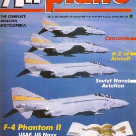 Airplane Magazine part 3 F-4 Phantom II USAF Navy and USMC