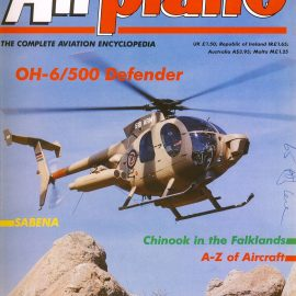 Airplane Magazine part 30 OH-6/500 Defender