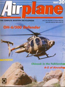 Airplane Magazine part 30 OH-6/500 Defender