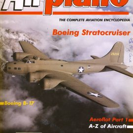 Airplane Magazine part 31 Boeing Stratocruiser