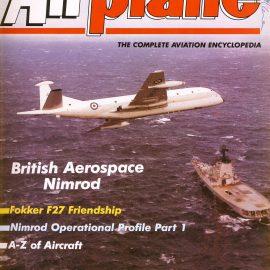 Airplane Magazine part 33 British Aerospace Nimrod