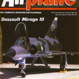 Airplane Magazine part 36 Dassault Mirage III