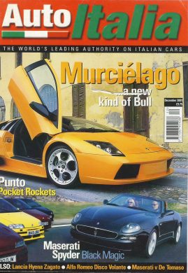 Vintage car magazine in good clean read condition. Please see photo and read full description. Ref562