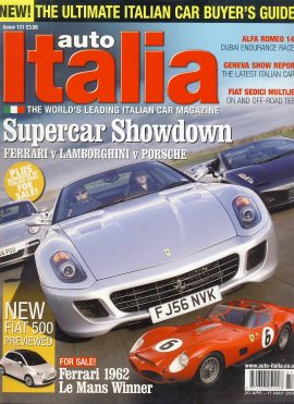 Vintage car magazine in good clean read condition. Please see photo and read full description. Ref646