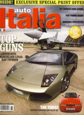 Vintage car magazine in good clean read condition. Please see photo and read full description. Ref637
