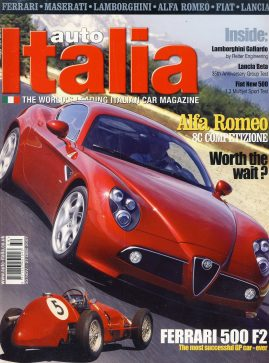 Vintage car magazine in good clean read condition. Please see photo and read full description. Ref640