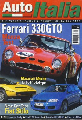 Vintage car magazine in good clean read condition. Please see photo and read full description. Ref564