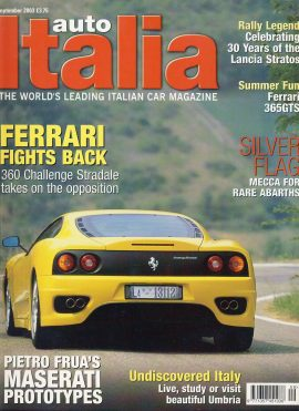 Vintage car magazine in good clean read condition. Please see photo and read full description. Ref591