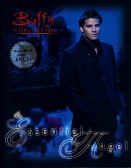 Buffy the Vampire Slayer THE ESSENTIAL ANGEL official photos publication 1999 refS2-040 This vintage publication is in Very Good Condition for age.  Please read the full description and see photo.