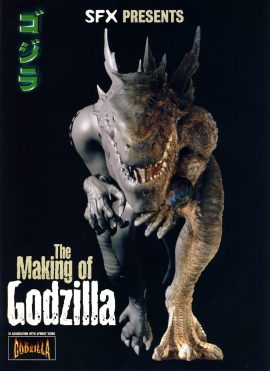 SFX Presents the Making of Godzilla 32 page magazine supplement refS2-041 This vintage publication is in Good Condition for age.  Please read the full description and see photo. This listing is for the supplement ONLY. Sorry no extras