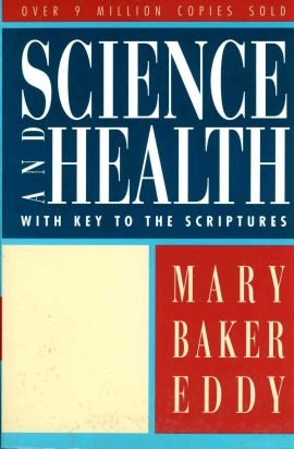 MARY BAKER EDDY Science & Health key to the scriptures 1994 PB book 700 pages plus word index isbn 0-87952-038-8 ref77 A pre-owned book in very good condition. Please see photo and full description.