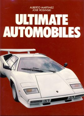 Ultimate Automobiles is a pre-owned book in good clean condition. Some wear to Dust Jacket.