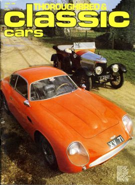 1980 June Thoroughbred & Classic Cars vol.7 #9 vintage magazine ref01-027 128 pages. This is a used item in good condition. Please read full description.