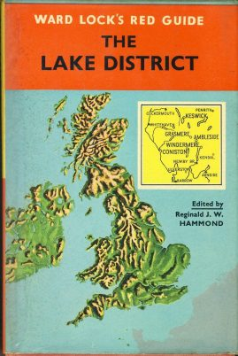 Ward Lock's Red Guide LAKE DISTRICT 1965 Hardback Book with DJ refS4 Vintage pre-owned book in good used condition. Signs of age. Please read full description.