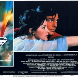 SUPERMAN film Margot Kidder