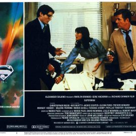 SUPERMAN film Christopher Reeve