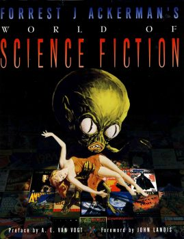 Forrest J Ackerman's World of Science Fiction hardback book with dustjacket ref118 This is a pre-owned HB book with DJ in very good condition. Please see photo and read full description for condition.