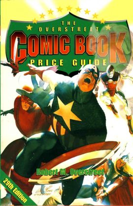The Overstreet Comic Book Price Guide 29th edition paperback book ref119 This is a pre-owned book in very good condition. Please see photo and read full description for condition.