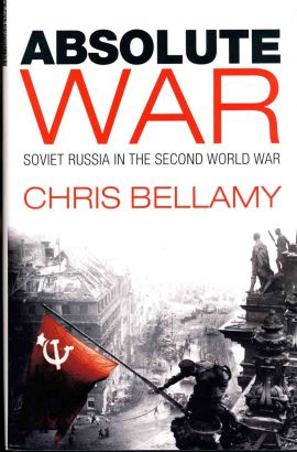 Absolute War by Chris Bellamy Soviet Russia in the Second World War 2007 HB book DJ ref11 This is a pre-owned book in very good condition - with dustjacket. Please see photo and read full description for condition.