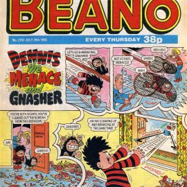 1995 July 29th BEANO vintage comic Good Gift Christmas Present Birthday Anniversary ref101 A vintage comic in good read condition. Please see larger photo and full description for details.